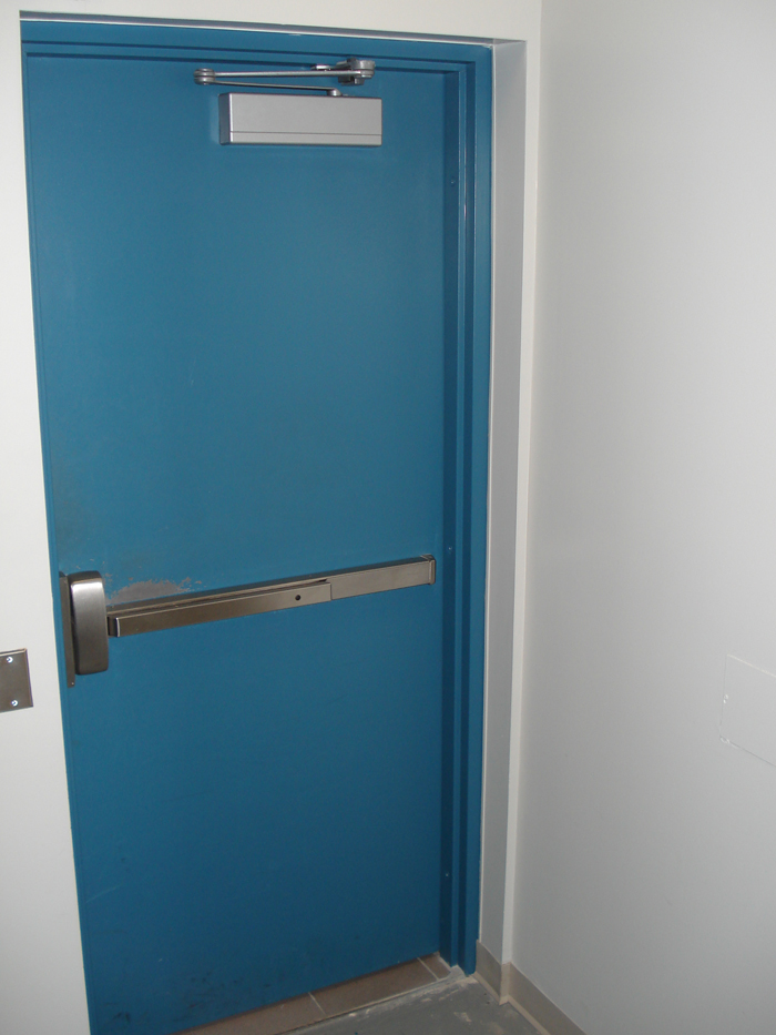 ... Stainless Steel; Insulation; Windows; Added Security Internal Stiffeners : steel doors - pezcame.com